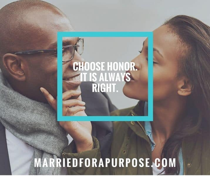 Choose Honor