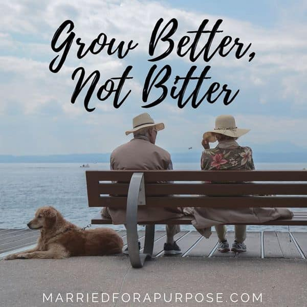 5 Steps to Grow Better, NOT Bitter