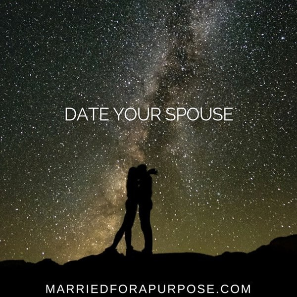 5 TIPS TO DATING YOUR SPOUSE