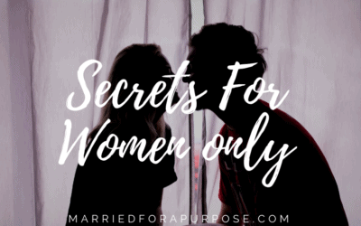 SECRETS FOR WOMEN ONLY!