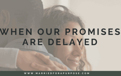 When Our Promises Are Delayed