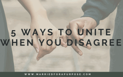 5 Ways to Unite Even When you Disagree