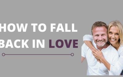 How to Fall Back in Love (Ignite a spark that remains long after first attraction)