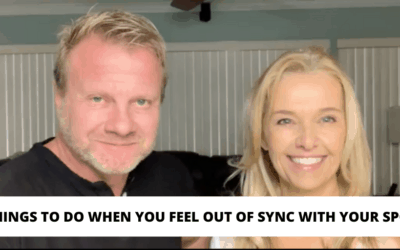 5 THINGS TO DO WHEN YOU FEEL OUT OF SYNC WITH YOUR SPOUSE